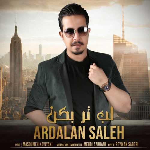 دانلود آهنگ جدید اردلان صالح بنام لب تر کن