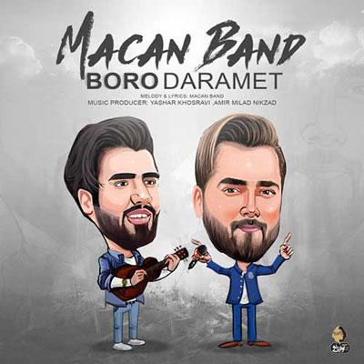 Macan-Band-Boro-Daramet