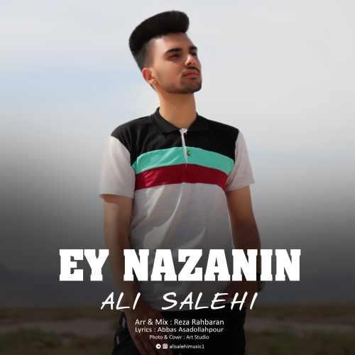 دانلود آهنگ جدید علی صالحی بنام ای نازنین