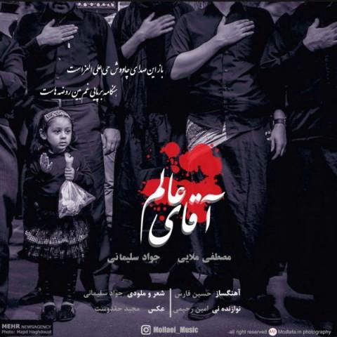 دانلود موزیک جدید مصطفی ملایی و جواد سلیمانی آقای عالم