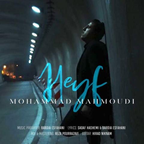 دانلود موزیک جدید محمد محمودی حیف